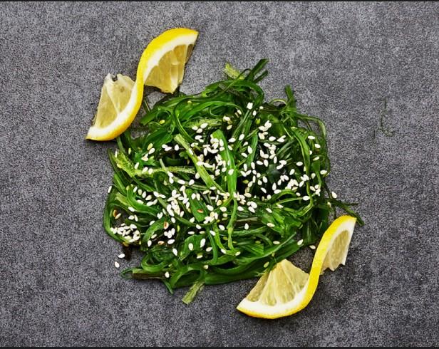"""Wakame seaweed salad """"Hiyashi"""""""