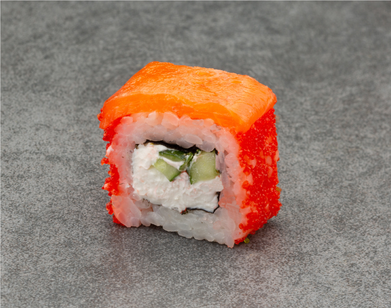 """""""Red Dragon"""" roll"""