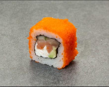 """""""California Salmon"""" roll"""